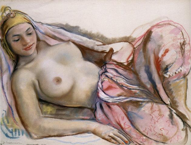 Morocco Nude Women 88
