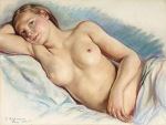 Reclining nude (1935)