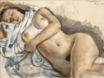 Sleeping nude (1932)