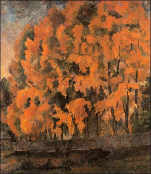 Autumn. (1921).