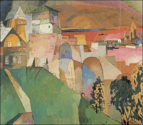 Nizhny Novgorod. (1915).