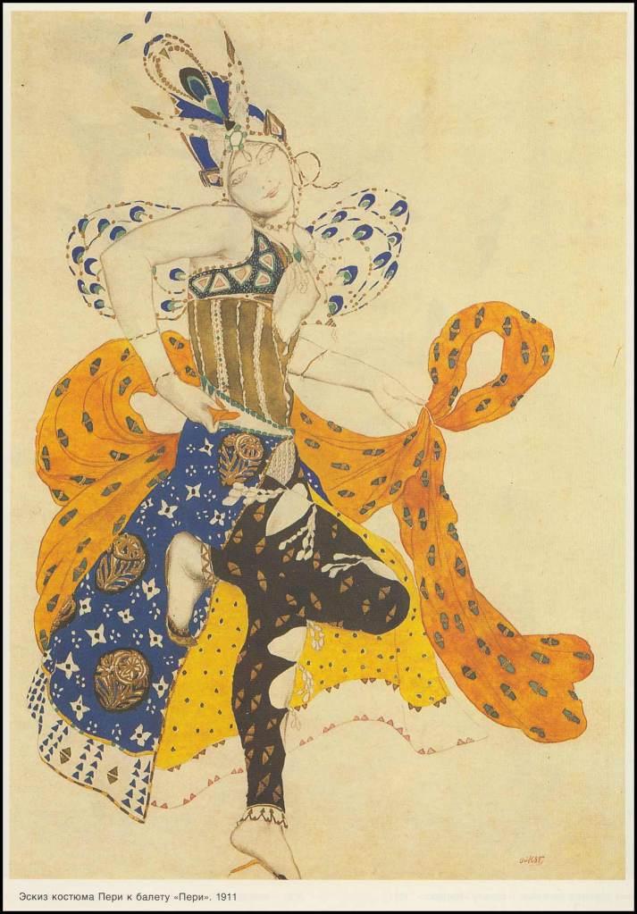 La Péri. (1911).