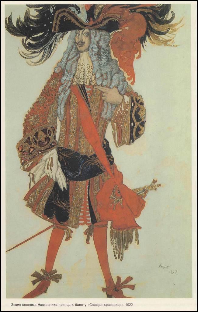Sleeping Beauty. (1922).