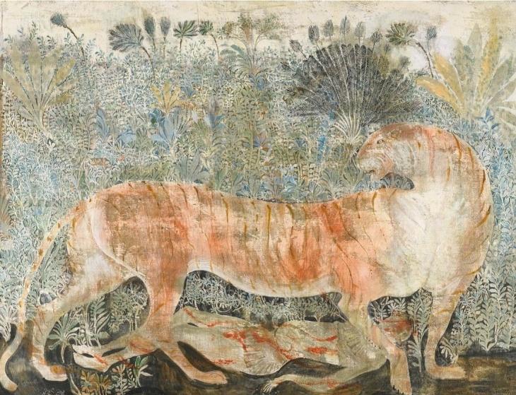 Maneater of Kumaon, by Merab Abramishvili. (2005).