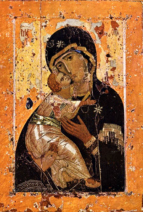 Our Lady of Vladimir.