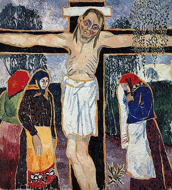 Crucifix. (1906).