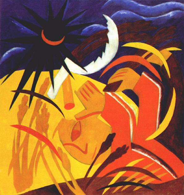 Harvest. (1911).