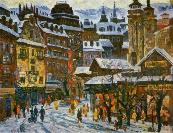 Karlovy Vary. (1964).