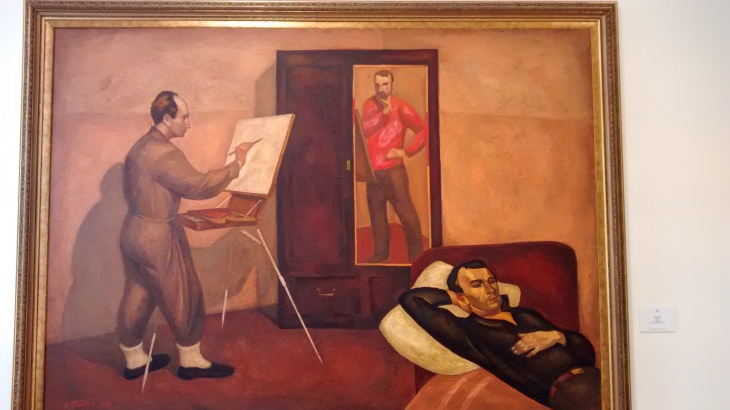 Three Artists