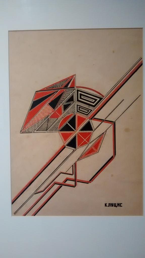 Design, by Gustav Klutsis. (1922).