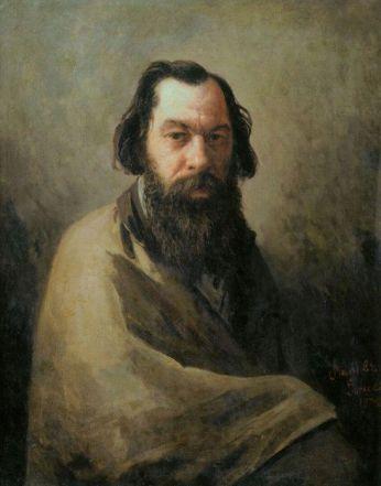 Savrasov, by Volkov.