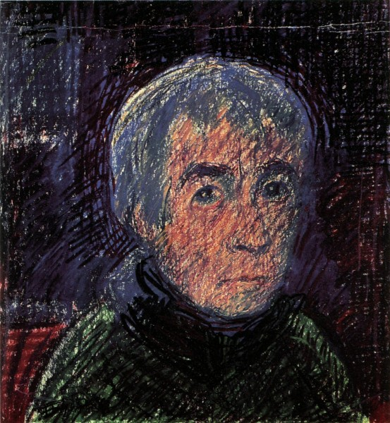 Self-portrait. (1962).