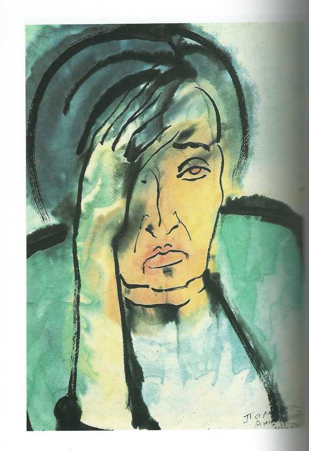 In memory of Anna Akhmatova. (1965-66).