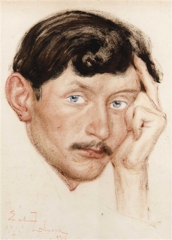 Self-portrait. (1915).